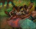 Degas - Quatro Bailarinas em Cena.jpg