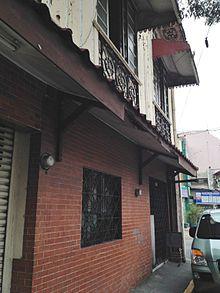 De La Merced Panis Ancestral House Edit