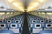 Boeing 737 Next Generation cabin