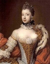 Denner - Queen Charlotte, 1761.jpg