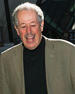 Photo of Denys Arcand at the 2007 Toronto International Film Festival.