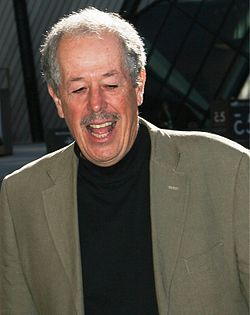 Arcand at the 2007 Toronto International Film Festival