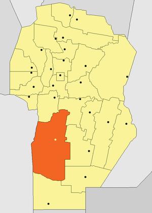 Río Cuarto Department - Image: Departamento Río Cuarto (Córdoba Argentina)