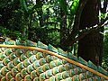 Detail of Stairway with Woods - Wat Phra That Doi Suthep - Outside Chiang Mai - Thailand (34990282882).jpg