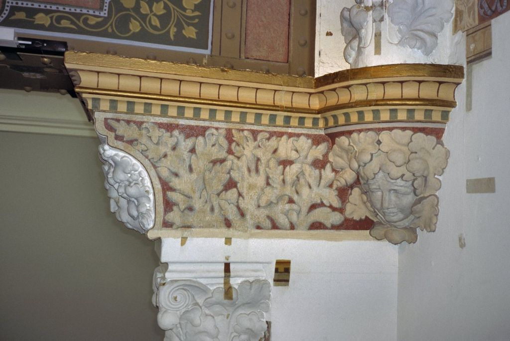 File detail van kleurige afwerking interieur tijdens for Interieur amsterdam