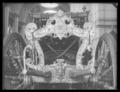Detalj bakkarm Burmannian - Livrustkammaren - 45541.tif