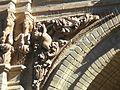 Detalo de la fasado de la preĝejo de Sankta Jozefo.jpg