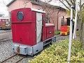 Deutz Lok der Feldbahn im Deutschen Dampflokomotiv-Museum in Neuenmarkt, Oberfranken (14291330986).jpg