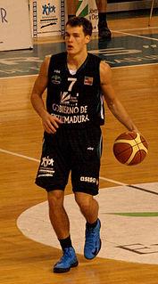 Devon van Oostrum British basketball player