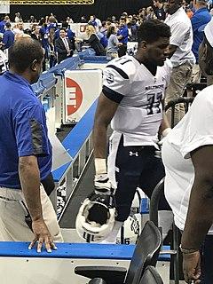 Dexter Davis Jr. American football linebacker