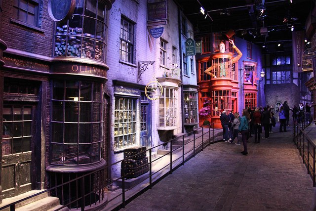 Diagon Alley-geograph.org.uk-3264063