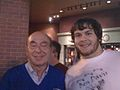 Dick Vitale and Nick Gray (Indianapolis, 2010).jpg