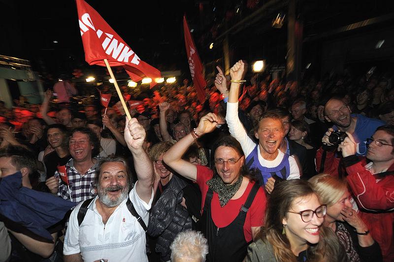 Datei:Die Linke Wahlparty 2013 (DerHexer) 13.jpg