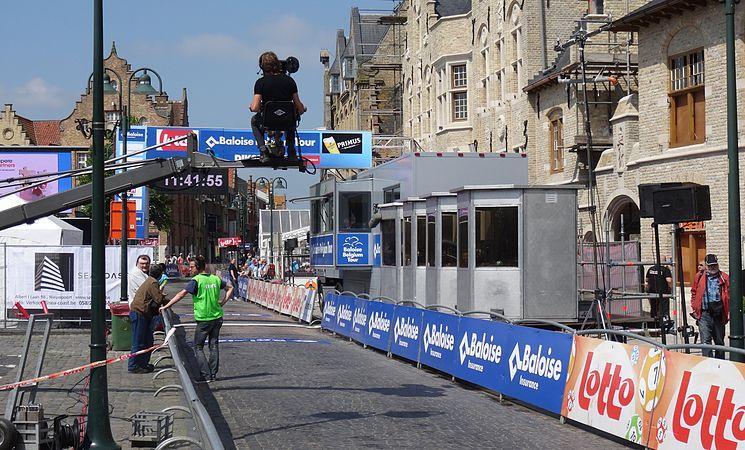 Diksmuide - Ronde van België, etappe 3, individuele tijdrit, 30 mei 2014 (A011).JPG