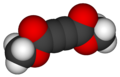 Dimethyl-acetylenedicarboxylate-3D-vdW.png