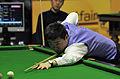 Ding Junhui at Snooker German Masters (DerHexer) 2013-01-30 09.jpg
