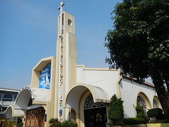 Our Lady of Graces - Diocesan Shrine of Our Lady of Grace, Diocese of Kalookan.