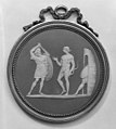 Diomedes prevented by Apollo from pursuing Aeneas (?) MET 80355.jpg