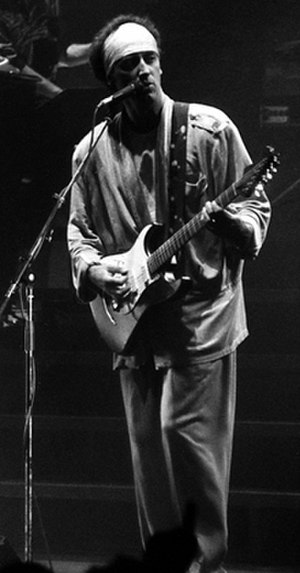 Jack Sonni - Playing with Dire Straits in Norway in 1985