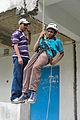 Disaster Management - Survival Programme - Summer Camp - Nisana Foundation - Sibpur BE College Model High School - Howrah 2013-06-09 9968.JPG
