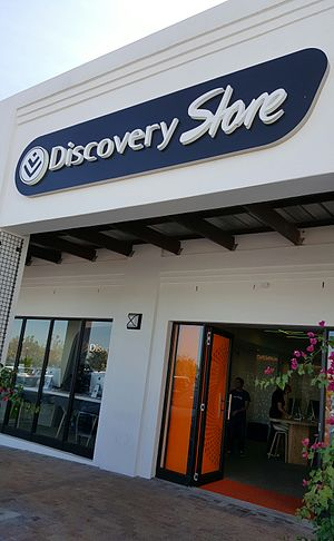 Discovery Limited - Discovery Store in Stellenbosch