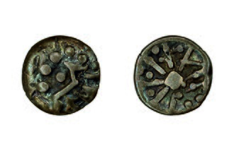 "Celts - Celtic cointype ""Divinka"" from Divinka in Slovakia."