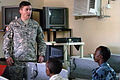 Djibouti U.S. Army Africa Soldiers offer first responder course 090806 (3820494168).jpg
