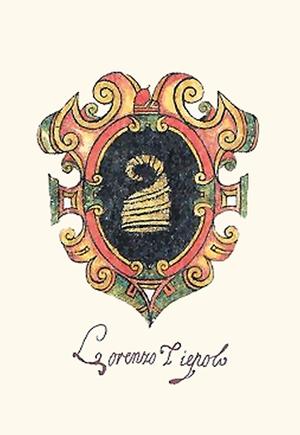 Lorenzo Tiepolo - Coat of Arms of Lorenzo Tiepolo