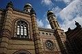 Dohany Synagogue Pest Hungary exterior.jpg