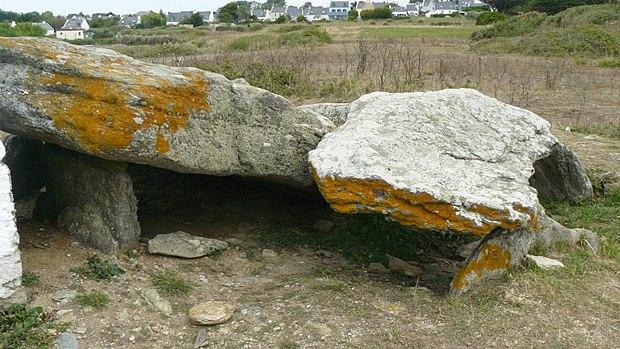 Monument historique à Groix
