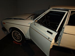 Don Bolles - The 1976 Datsun 710 in which Bolles was fatally injured