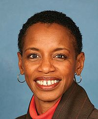Donna Edwards, official photo portrait, 111th Congress.jpg