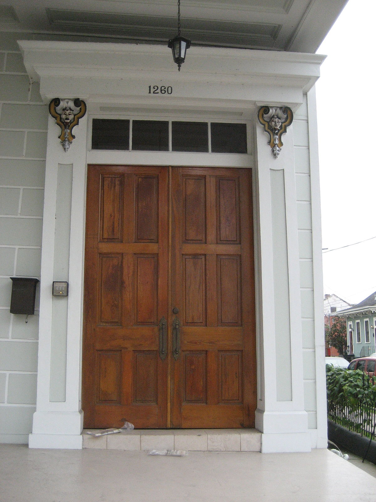 1600 #653F2A Transom (architectural) Wikipedia pic Entry Doors With Transom 40411200