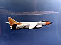 Doouglas NA-3A Skywarrior test aircraft in flight.jpg