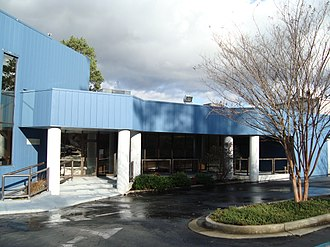 Doppler Studios - Image: Doppler Studios exterior view 01