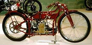 Douglas (motorcycles) - Douglas DT 500 cc 1929