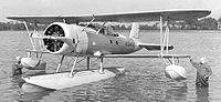 Douglas XO2D-1 on water.jpg