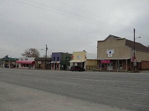 Boyd, Texas - Downtown Boyd