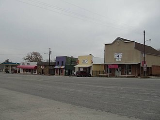 Boyd, Texas - Downtown Boyd