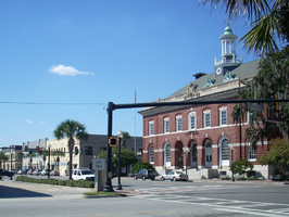 downtown Brunswick