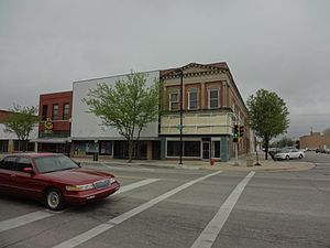 Great Bend, Kansas - Downtown Great Bend (2012)