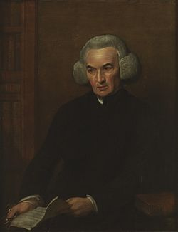 Dr Richard Price, DD, FRS - Benjamin West.jpg