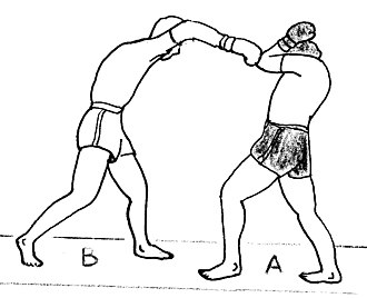 Overhand (boxing) - Image: Drop 0