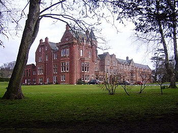 English: Dryburgh Abbey Hotel This magnificent...