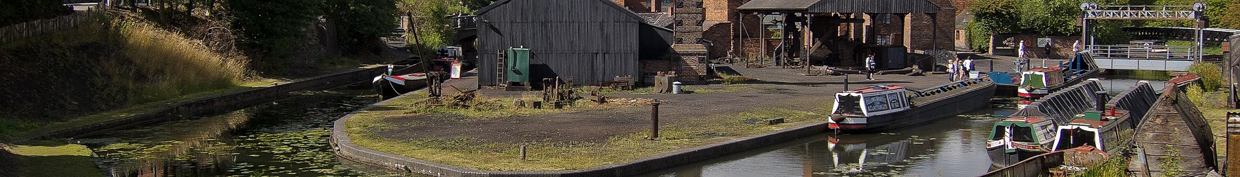 Dudley banner Black Country Living Museum Canal Basin.jpg