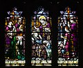 Dundalk Saint Patrick's Pro-Cathedral West Aisle Window 02 Lower Lights 2013 09 23.jpg