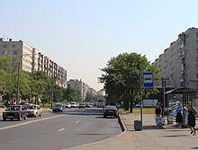 Edifici ospitanti appartamenti edificati in era sovietica a San Pietroburgo