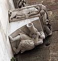 Duomo di lucca, portico, decorazione scultorea 02.JPG