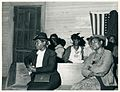 During the church service at a Negro church in Heard County,... (3110583408).jpg