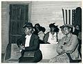 During the church service at a Negro church in Heard County,... (3110583408).jpg